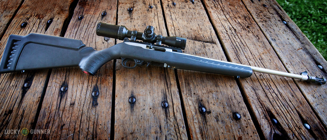Ruger 10/22 50th anniversary contest winner