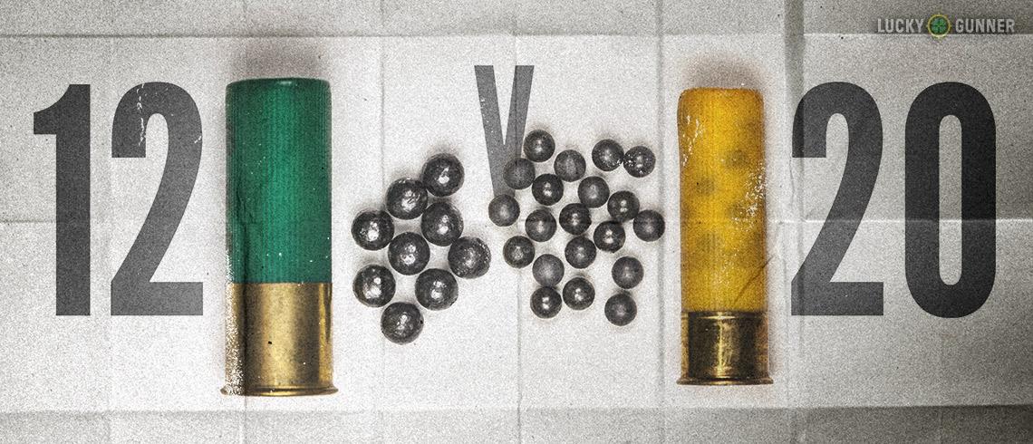 12 gauge v 20 gauge