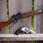 Marlin 1894 and S&W 686SSR