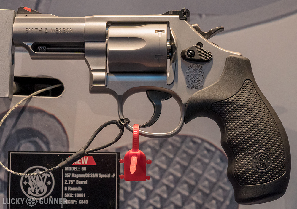 Smith & Wesson Model 66 2.75-inch