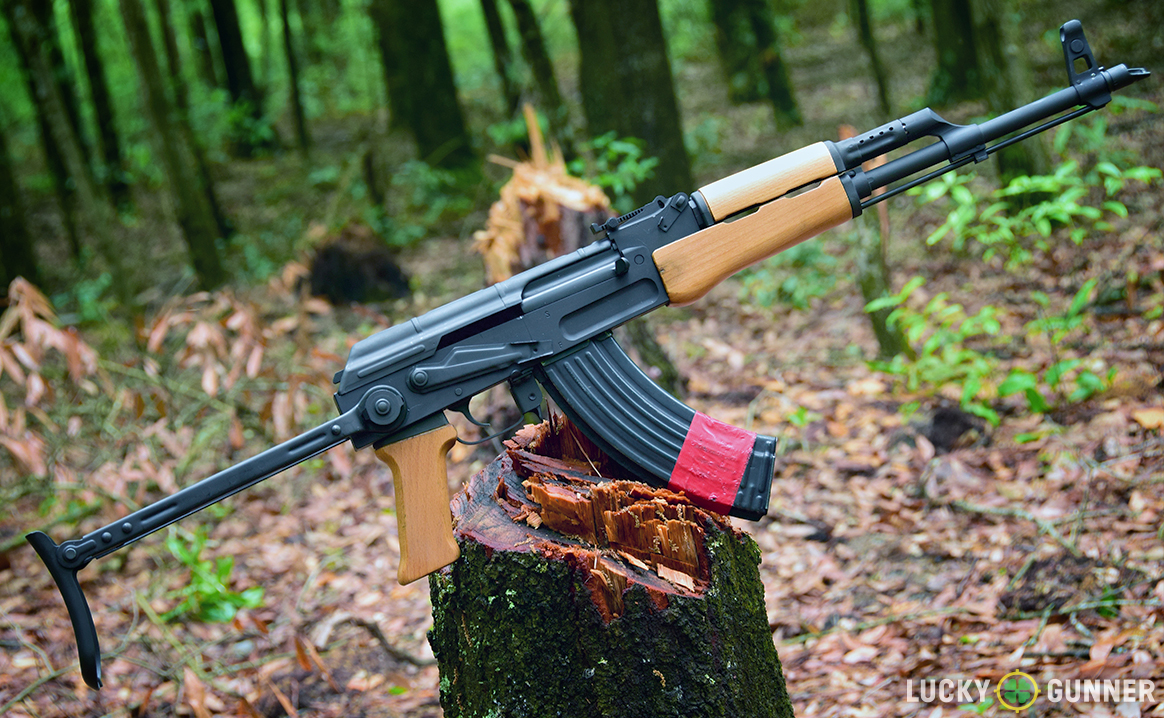 Hungarian AK63D