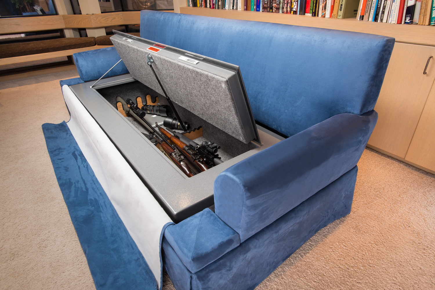 10 Creative Secret Gun Cabinets For Your Home The Truth