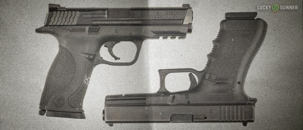 Glock vs M&P