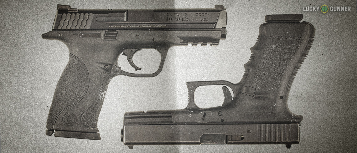 Glock vs M&P