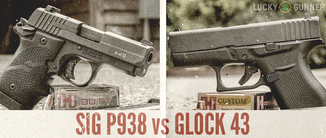 Single Stack 9mm Handguns Single Stack 9mm Comparison