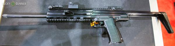 Kel-Tec RMR-30 .22 Magnum carbine