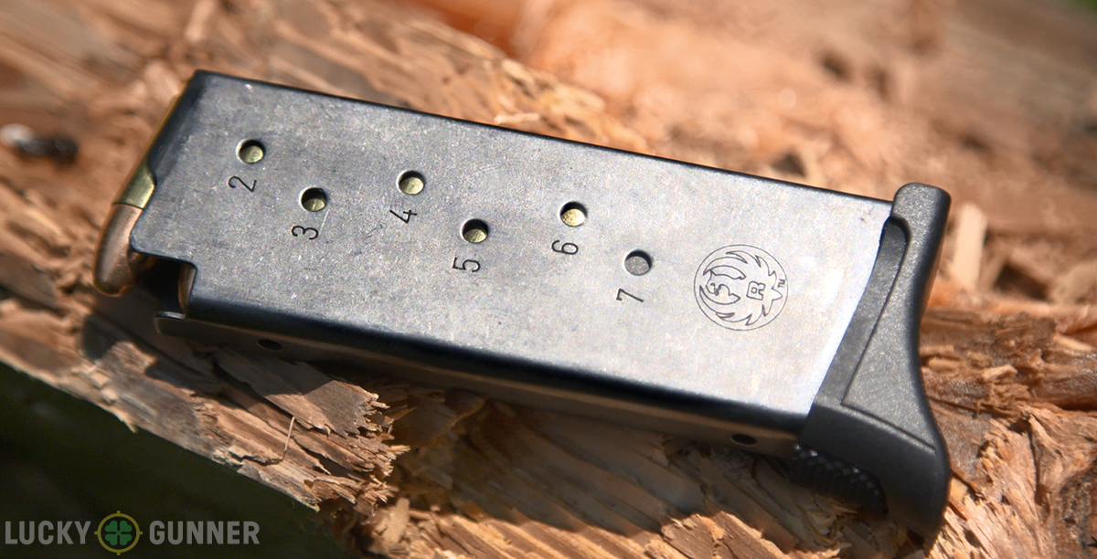 Ruger LC9s magazine