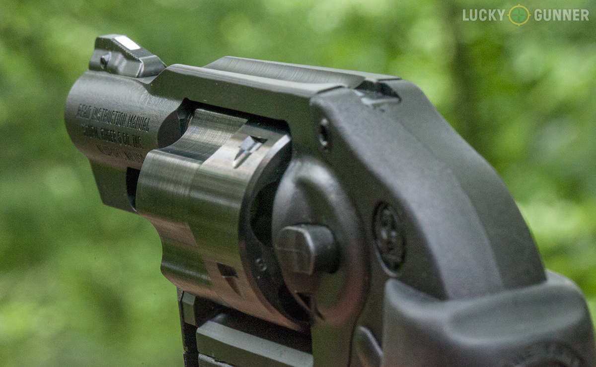 Ruger LCR 9mm sights