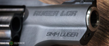Ruger LCR 9mm featured