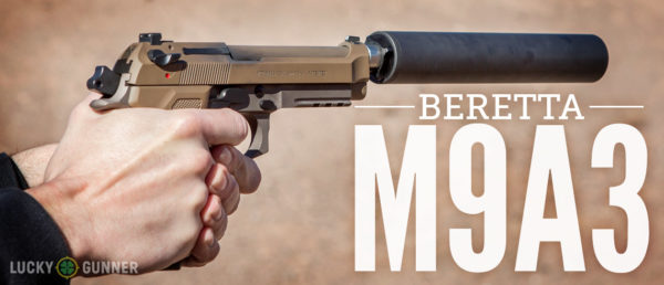 Beretta M9A3 Featured