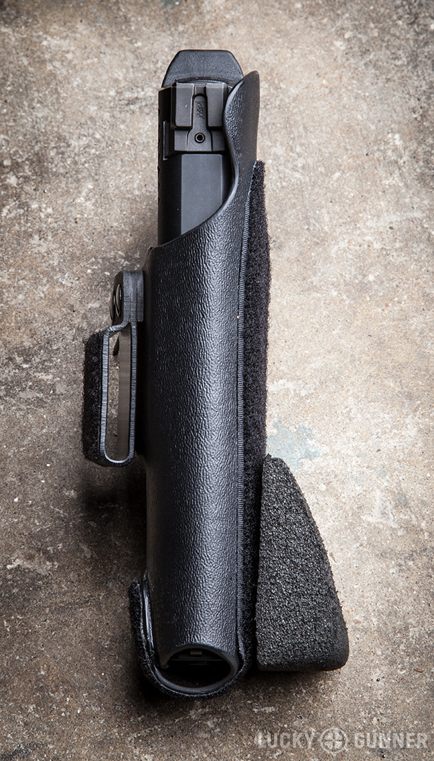 Keeper's Concealment holster