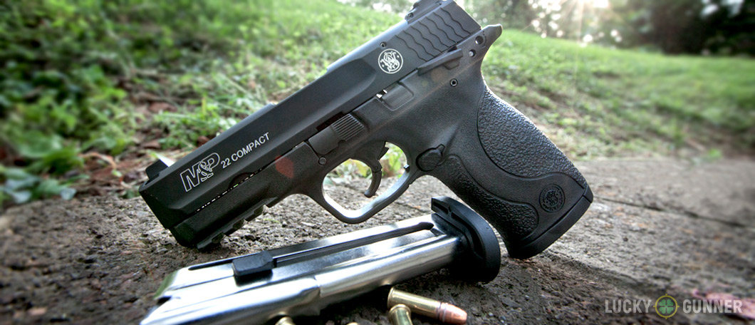 M&P 22 Compact Featured