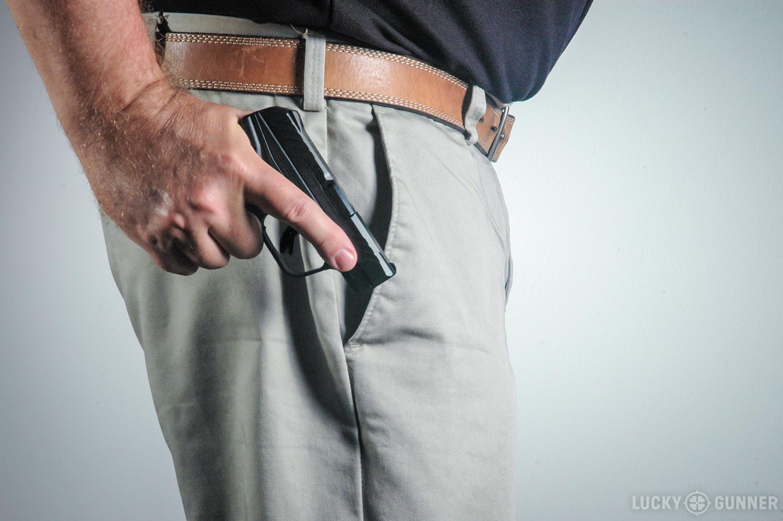 Ruger LCP 2 Pocket