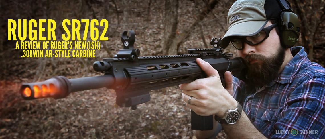 Ruger SR762 Review