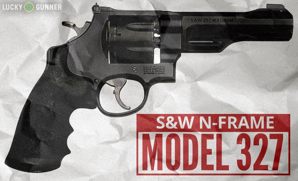 S&W Model 327