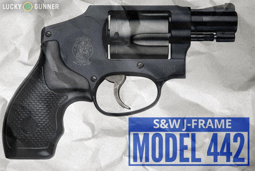 S&W Model 442