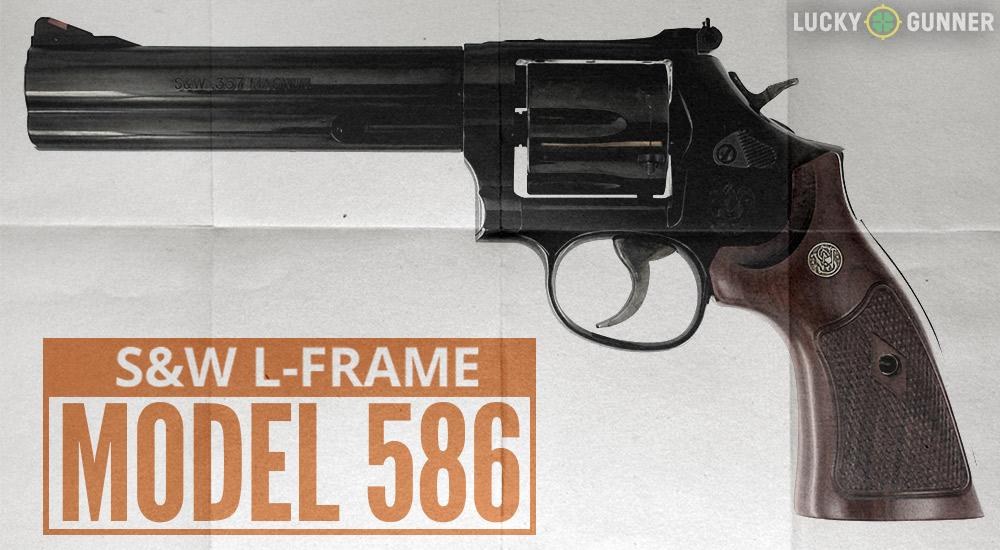 S&W Model 586