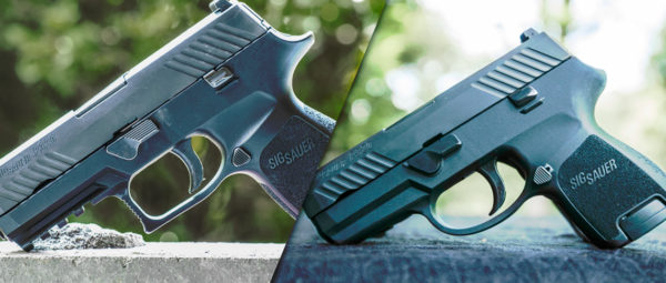 Sig P320 Featured