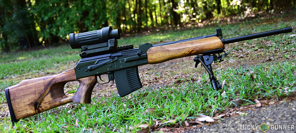 Russian VEPR 7.62x54R