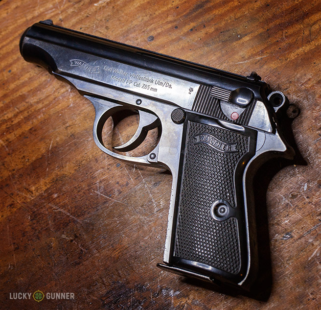Walther PP .32 ACP