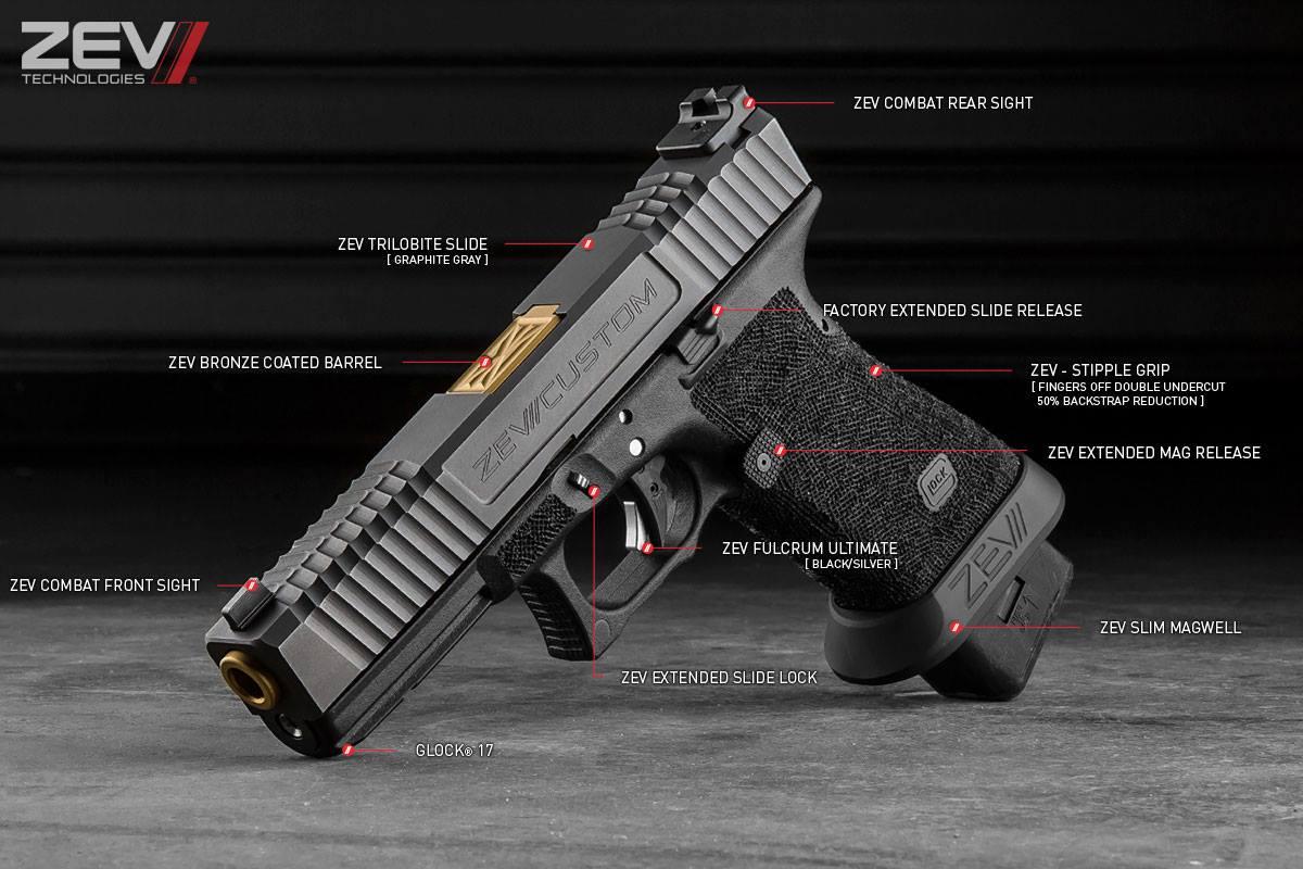 Zev Technologies Glock 17