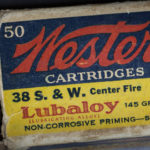 Vintage Box of Western Ammo