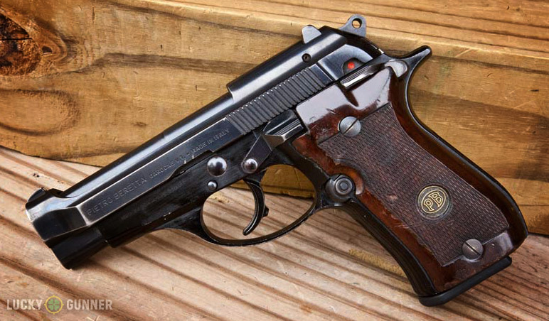 Beretta 84BB Cheetah