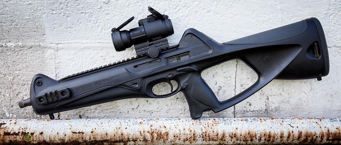 9mm Beretta CX4 Storm SBR