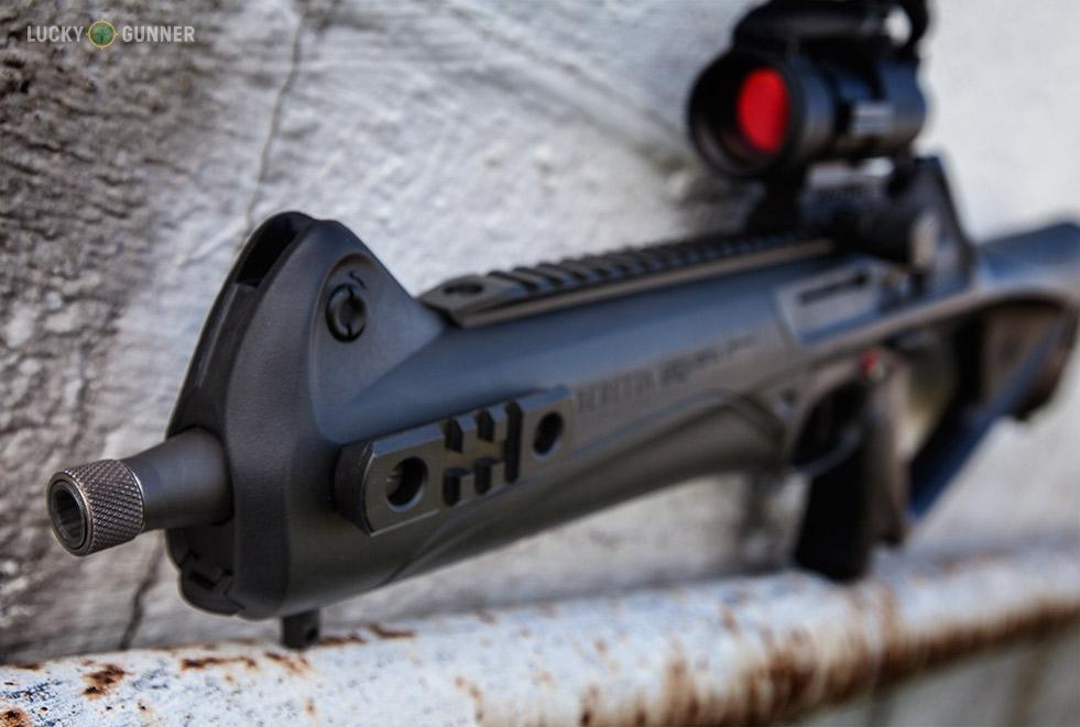 Beretta CX4 Storm 9mm SBR