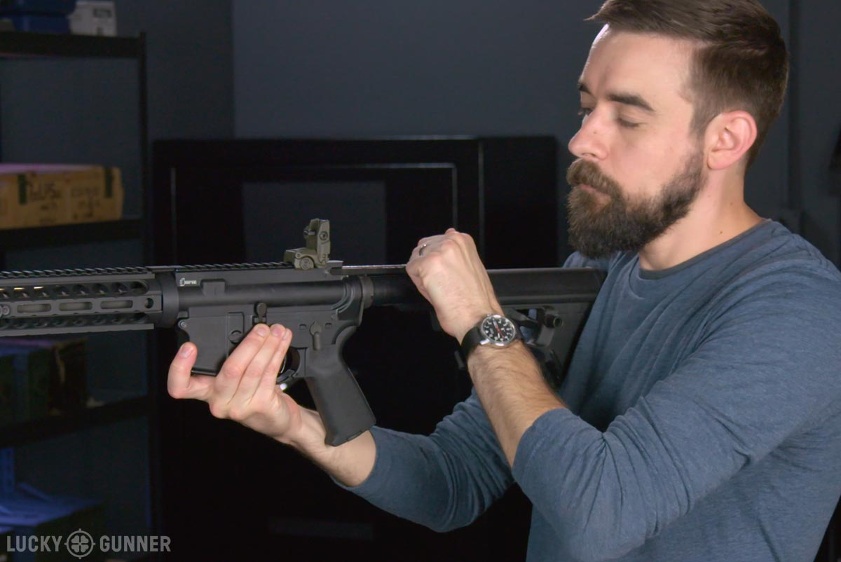 Gun Parts - Magazine cover