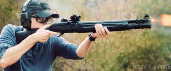 Buckshot for the Home Defense Shotgun