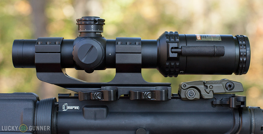 Bushnell 1-4x24mm Throw Down