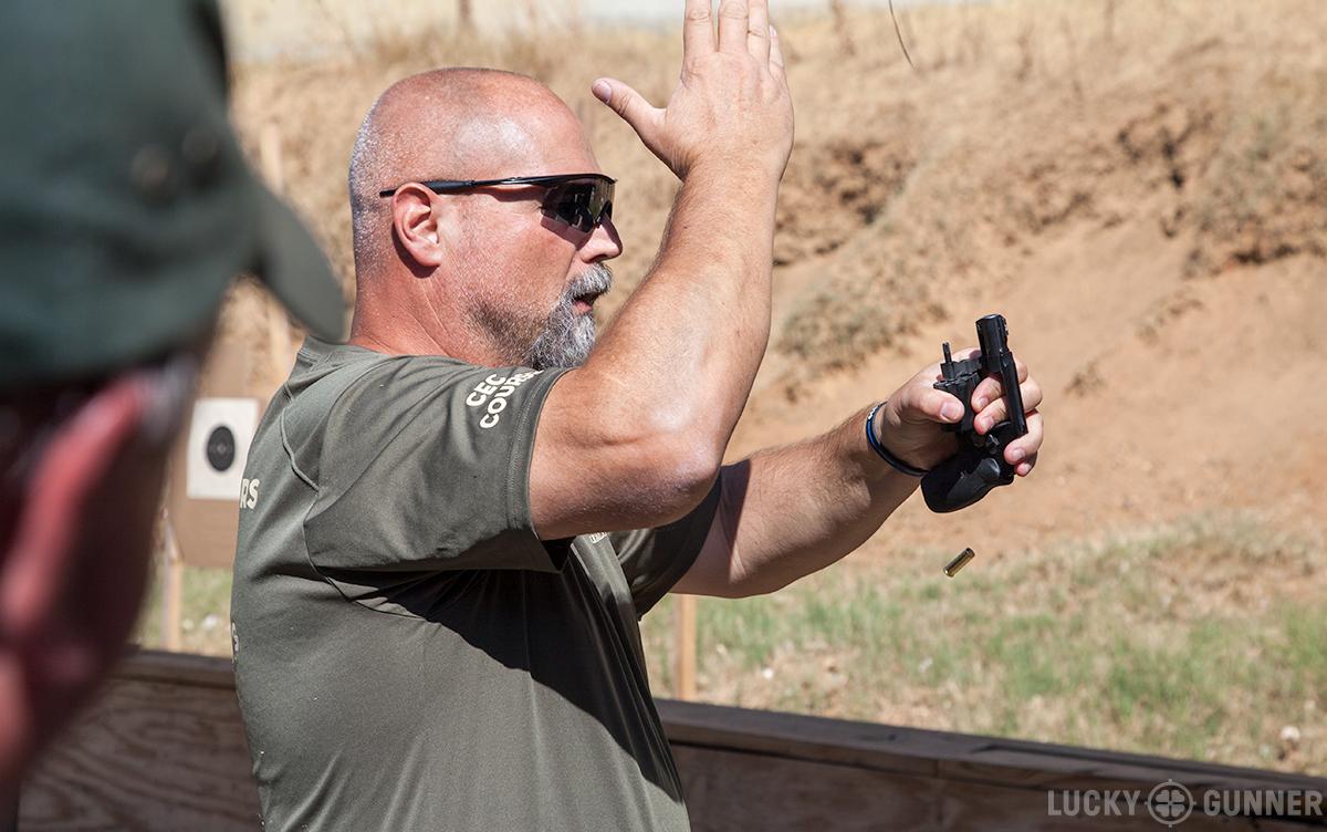 Chuck Haggard Revolver Roundup