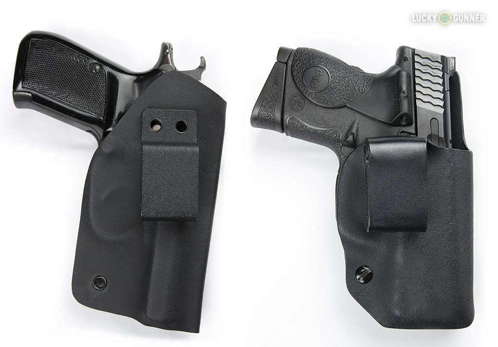 CZ-83 Holster Comparison