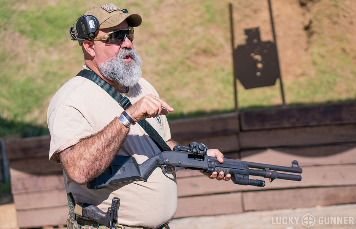 Darryl Bolke Shotgun
