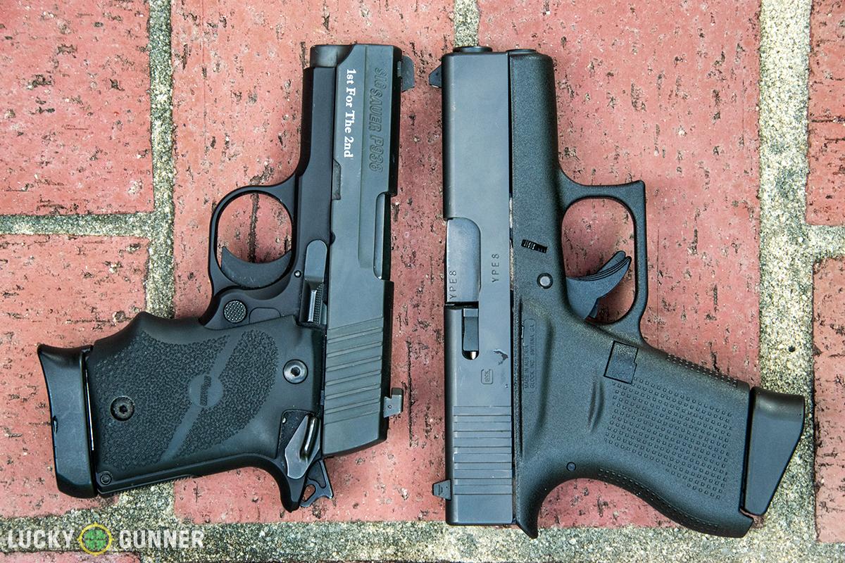 Decisions  Decisions  Kahr PM9 or Glock 43? - 24hourcampfire