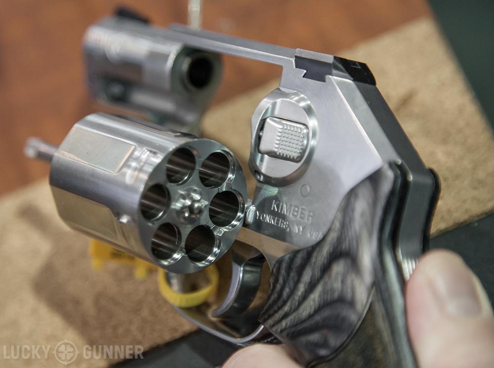 Preview The Kimber K6s Revolver Lucky Gunner Lounge