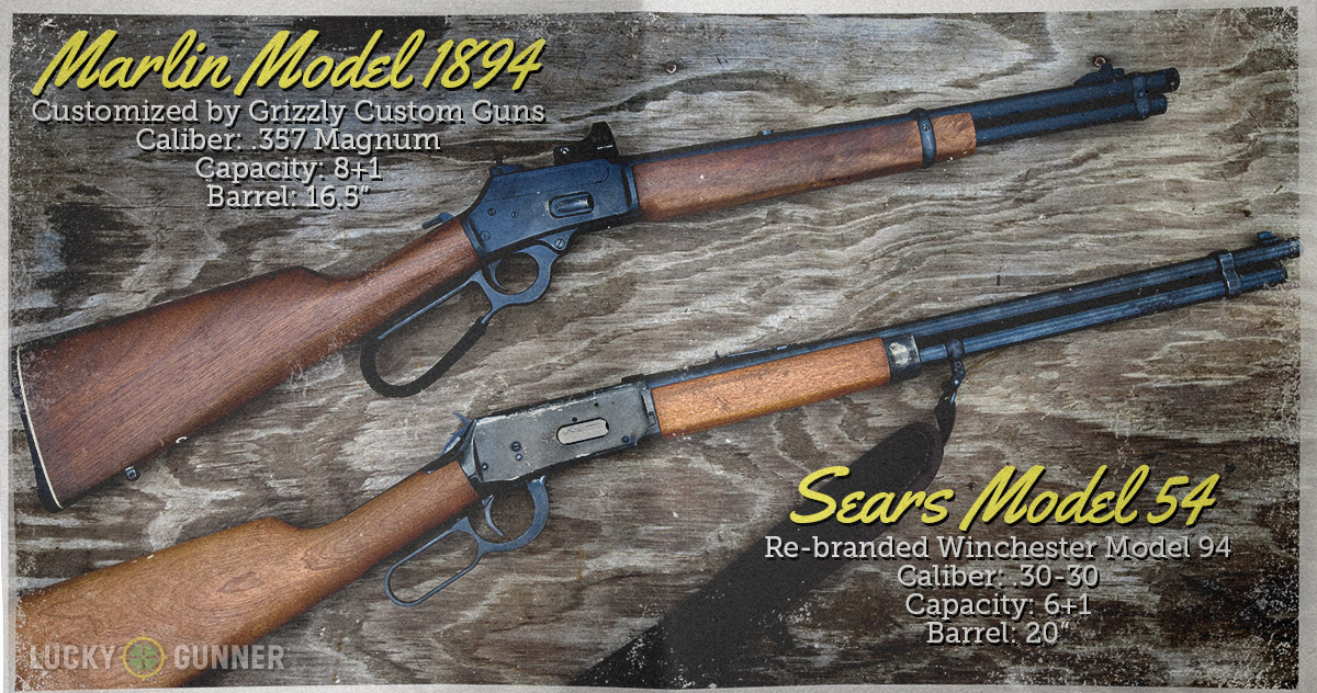 Are Lever Action Rifles A Good Choice For Self Defense