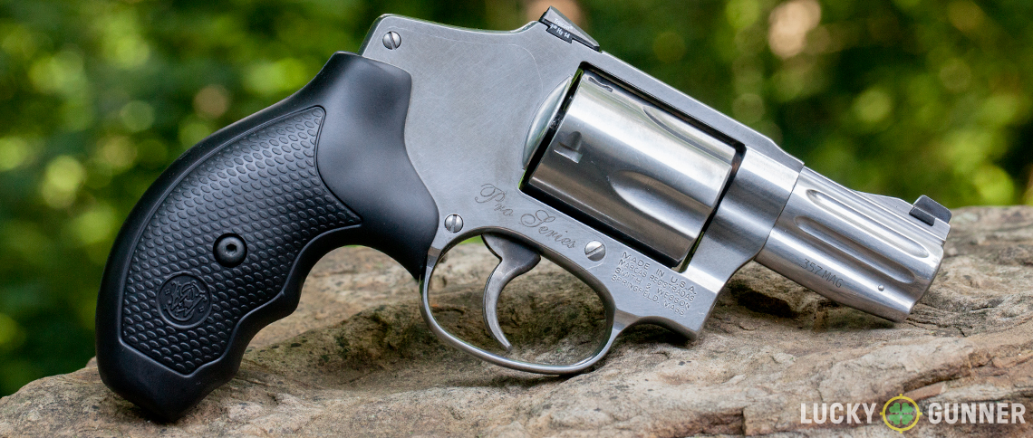the best j frame smith wesson model 640 pro series