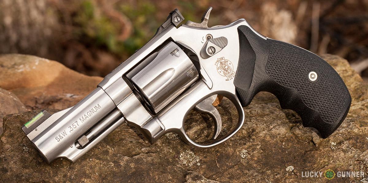 Three Inch K Frames The Glock 19 Of Revolvers Lucky
