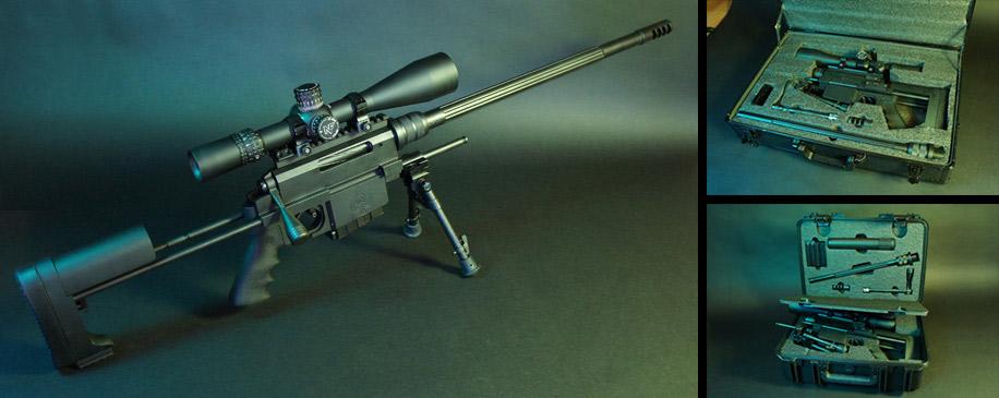 Nemesis Vanquish Takedown Sniper Rifle