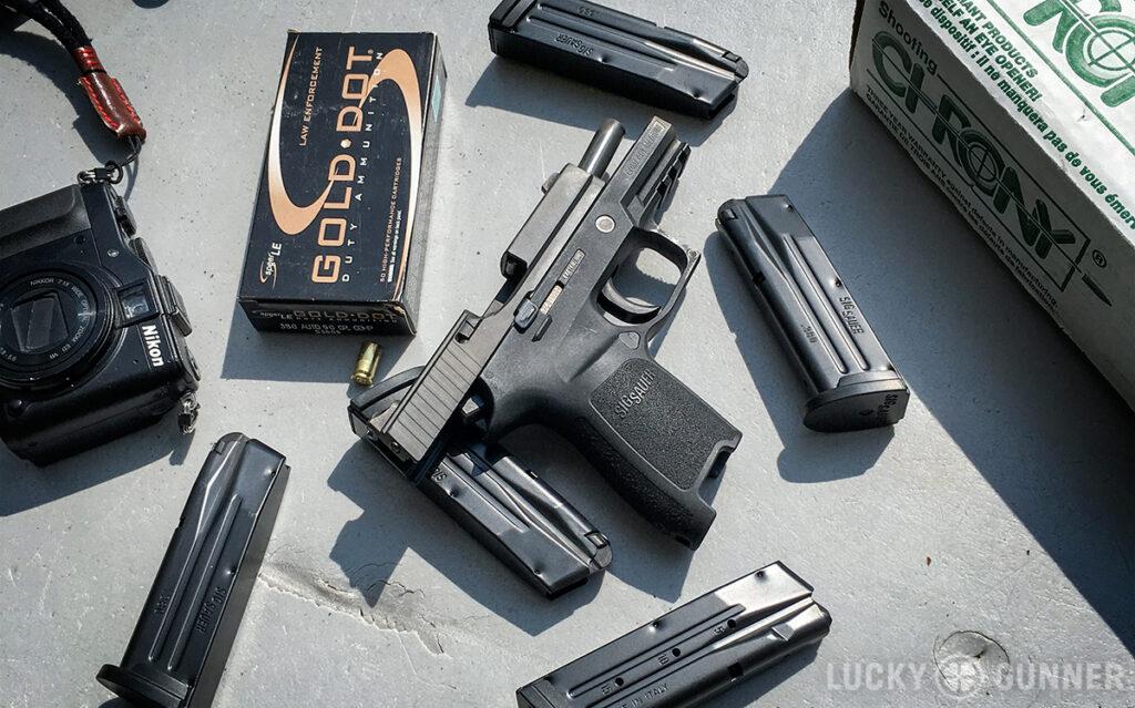 Sig Sauer P250 Compact .380 ACP