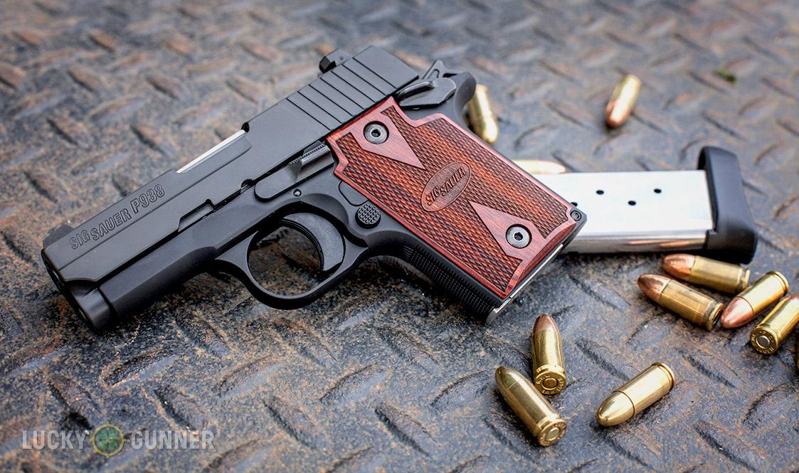 Sig Sauer P938 9mm