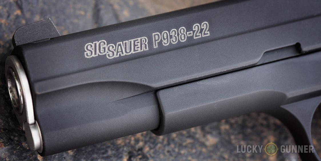 Sig Sauer P938 22LR