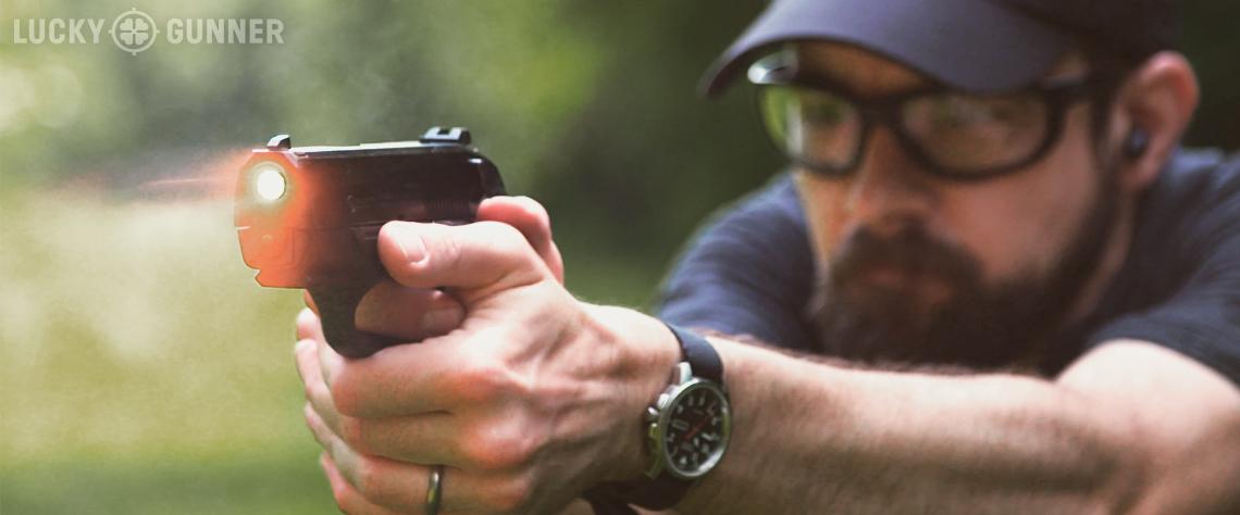 Chris Baker Beretta PX4 Compact