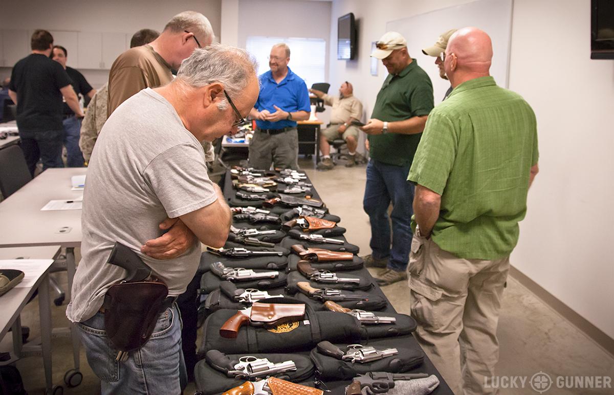 revolver collection