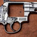 S&W 686 SSR .357 Magnum
