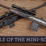 Ruger Gunsite Scout 5.56 vs Mossberg MVP Patrol 5.56
