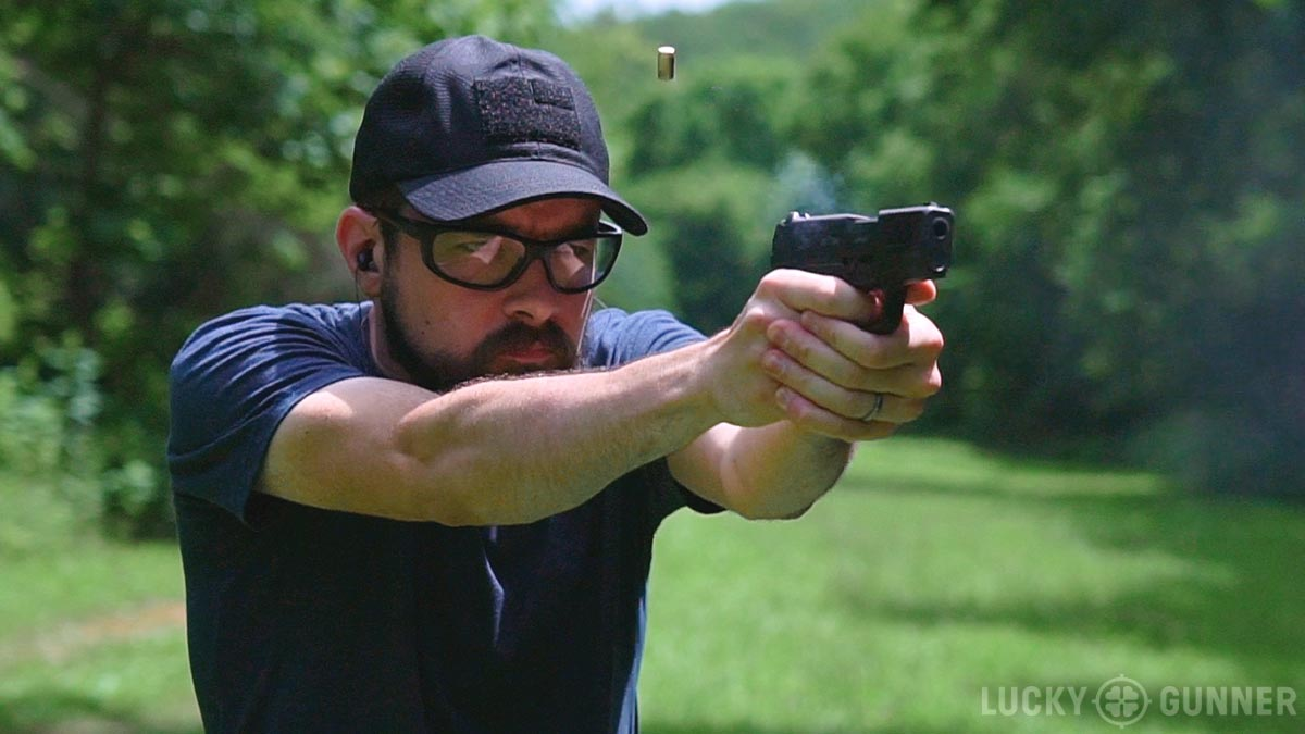 Shooting Walther PPS M2