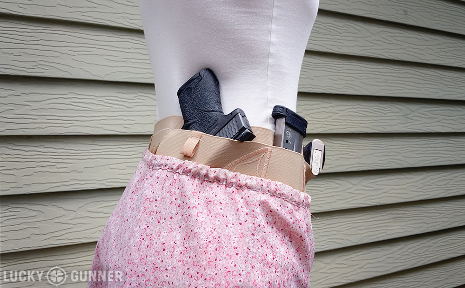 skirt-belly-band